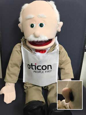 Dr. Phill doll, hearing aid specialist support in Windsor Heights, IA